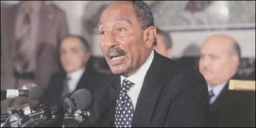 Quel voyage spectaculaire le président égyptien, Anouar el-Sadate, a-t-il effectué en 1977 ?
