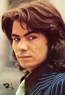 Les chanteurs des années 1970
