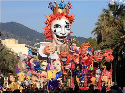 De quel carnaval s'agit-il ?
