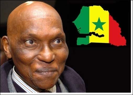 Dans quel pays africain, une partie du peuple s'oppose-t-elle à son président Abdoulaye Wade ?