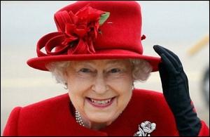 Le 6 février 2012, la reine d'Angeleterre, Elisabeth II a fêté le...