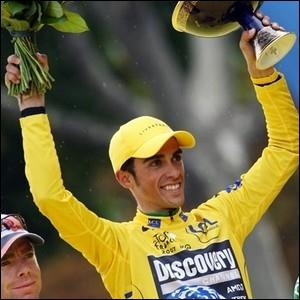 Quel est ce cycliste à qui l'on vient d'annuler sa victoire au Tour de France 2010 ?