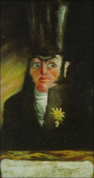 """""""Portrait de M. Pancraci"""" est de..."""