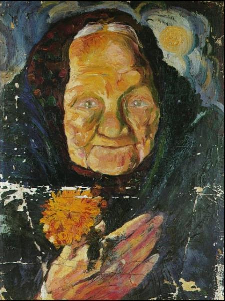 """""""Portrait de Lucia"""" est de..."""