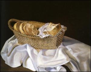 """""""La corbeille de pain"""" est de..."""