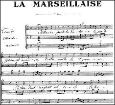 Comment s'appelait ''La Marseillaise'' à l'origine ?