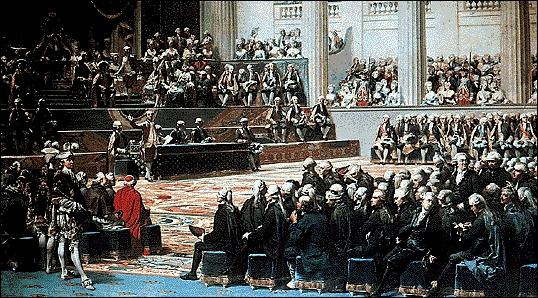 Quel pourcentage de paysans, artisans, ouvriers étaient élus du tiers état lors de la réunion des États généraux ?