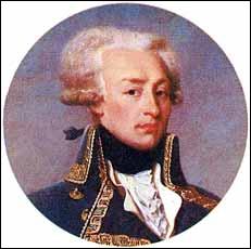 Qui fut l'initiateur de la ''Déclaration des droits de l'homme et du citoyen'' et eut l'idée de la cocarde tricolore ?