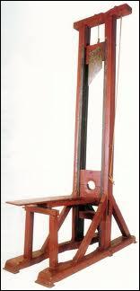 Qui a conçu et fabriqué la guillotine ?