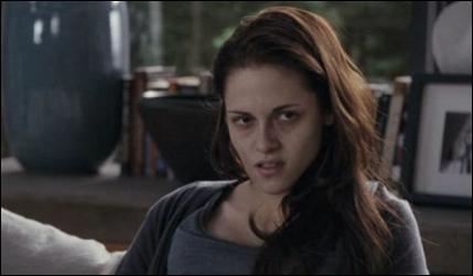 Que boit Bella pour se nourrir ?