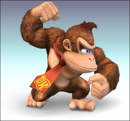A quel univers appartient Donkey Kong ?