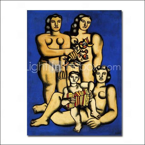 Qui a peint Les trois soeurs ?