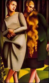 Qui a peint Irène et sa soeur ?