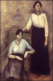 Qui a peint Les deux soeurs ?