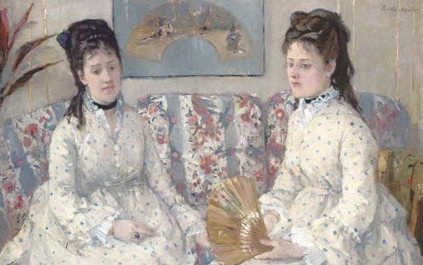 Les soeurs en peinture