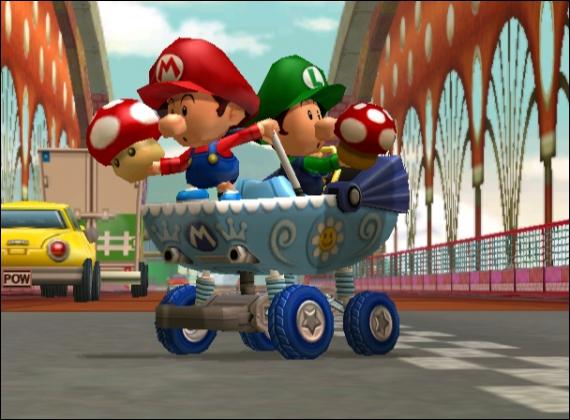 Combien de Mario Kart y a-t-il dans la saga ?