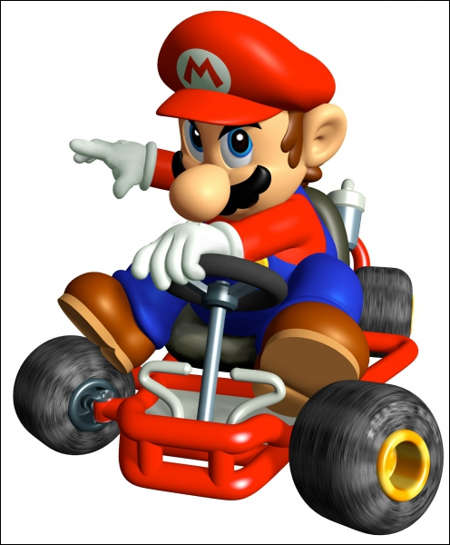 Comment se nommaient les karts de Mario Kart 64, Super Mario Kart et Mario Kart Super Circuits ? (d'après Mario Kart 7)