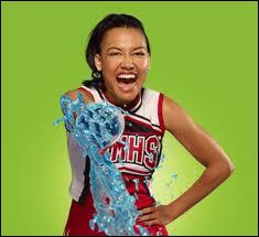 Qui joue le rôle de Santana Lopez ?