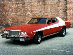 Quelle est la marque de la voiture de 'Starsky et Hutch' ?
