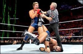 Justin Gabriel vs Jack Swagger : qui est le vainqueur pour le championnat des Etats-Unis ?