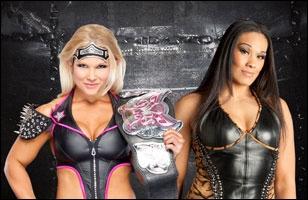 Beth Phoenix vs Tamina Snuka : qui est la gagnante pour le championnat des Divas ?