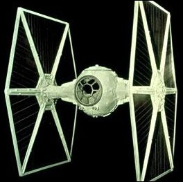 Quelle est la fonction de ce vaisseau impérial TIE ?