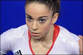 Quelle gymnaste est française ?