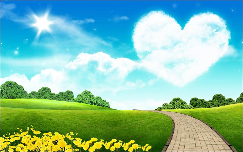 Quelle magnifique image ! Le coeur est...