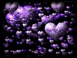 Ces coeurs sont de couleur...