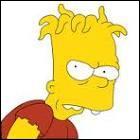 Quel est le prénom de l'enfant diabolique qu'elle cache dans un épisode des Simpson Horror Show ?