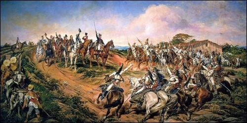 Le Brésil était une colonie :