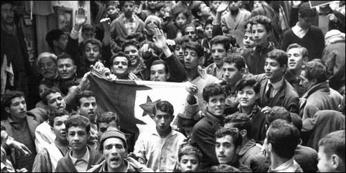 En quelle année a débuté la Guerre d'Algérie ?