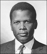 Sidney Poitier a été le premier Noir américain à obtenir...