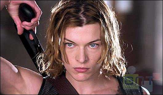Dans quel film apparait cette jeune femme ?