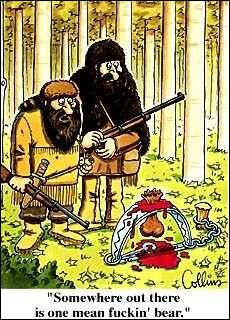 Un animal peut se mutiler pour s'échapper d'un piège !