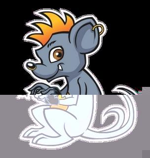 Quel est le nom de l'animal de Deuce Gorgon ?