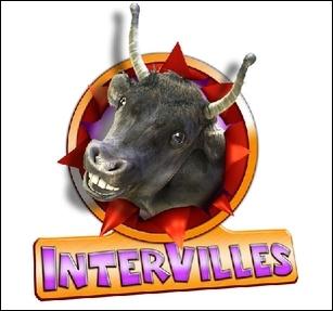 Quelle race de vache était utilisée dans l'émission télévisée Intervilles ?