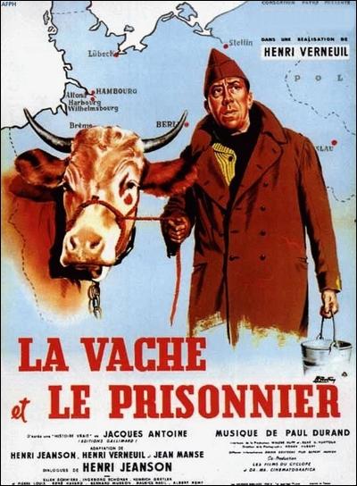 Quel acteur accompagne la vache Marguerite dans ce film ?