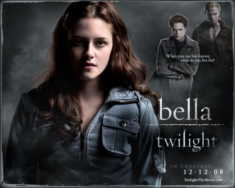 Jacob est- il gentil avec Bella ?