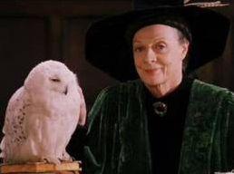 Les femmes dans Harry Potter : Minerva McGonagall