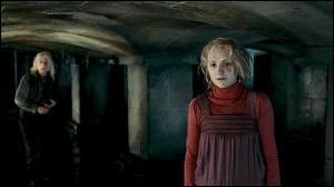 Pourquoi est-elle enfermée dans la cave des Malefoy lors de sa 6ème année ?