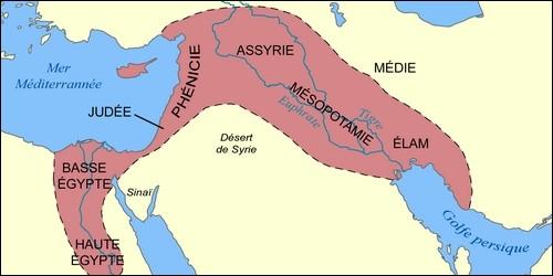 Dans quelle région s'est développé la civilisation sumérienne ?