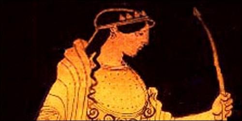 Comment s'appelait la déesse grecque de la sagesse ?