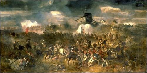 Quelle est la dernière défaite de Napoléon Ier ?