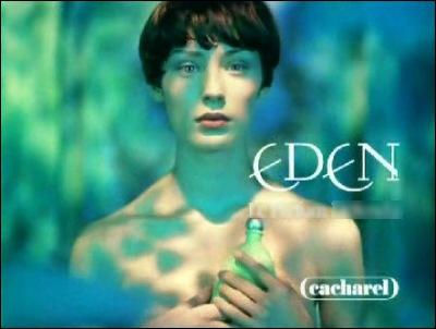 Eden, le parfum...