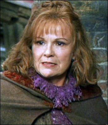 Qui joue Molly Weasley ?