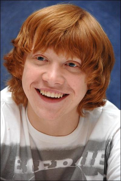 Qui joue Ronald Weasley ?