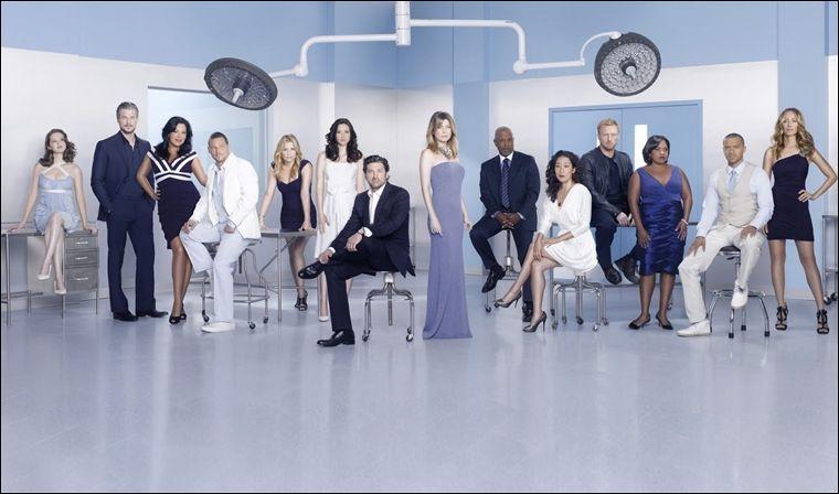 Que se passe-t-il quand Meredith et April s'occupent d'Owen ?