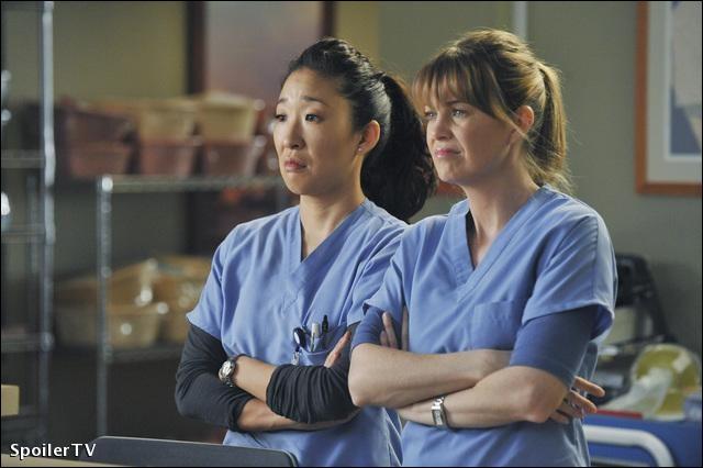 Quel est le surnom donné à Meredith et Cristina ?