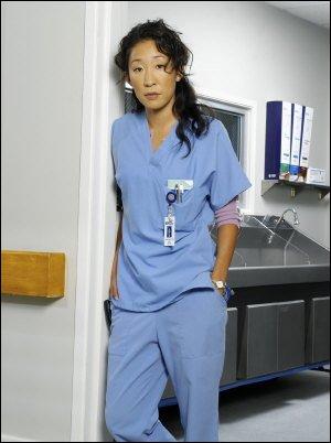 Dans quelle saison Cristina est-elle enceinte de Preston ?